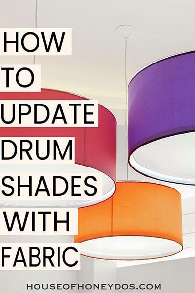 lampshade pin image