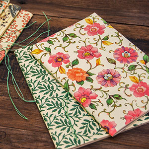 colorful notebook covers
